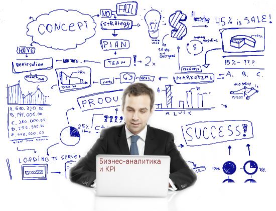 Бизнес-аналитика и KPI